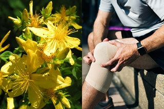 Can you spray the pain away—sports injuries and homeopathic cures