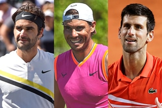 Not yet, NextGen: why tennis's Big Three still rule Wimbledon