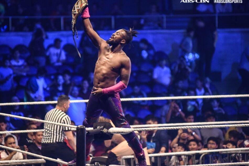 The six best moments of WWE Live Manila 8