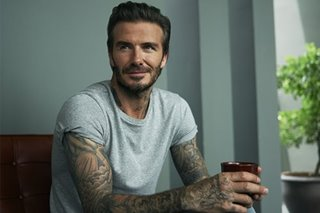 David Beckham is coming to Manila this October