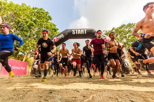 This spartan race will have competitors taking on a natural trail to Mt. Pinatubo