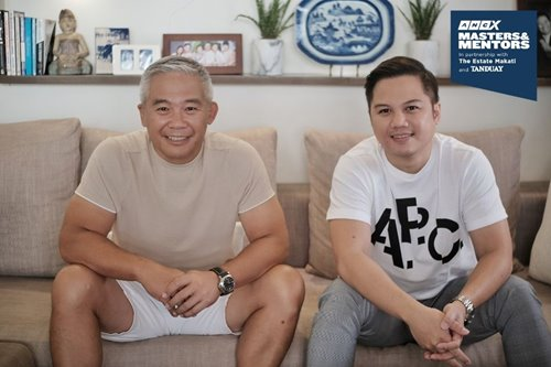 Chot Reyes on son Josh: 'We may have opened the doors for him but he made his own name'