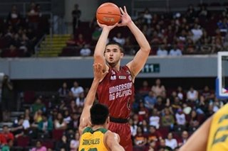Why this all-grown-up Kobe Paras is just what the Fighting Maroons needs now