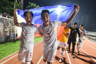 Despite SEAG disappointment, Azkals head coach says, 'This game gave us hope'