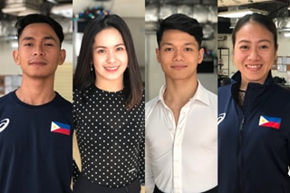 Meet the Pinoy athletes who took home five SEA Games gold medals in dance sport