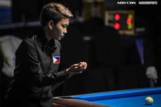 "The next Efren ""Bata"" Reyes is here and she's a 20-year old Filipina"
