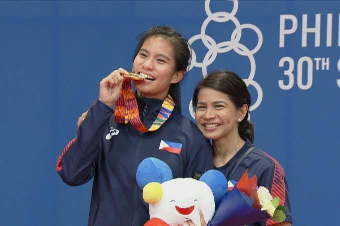 How Karateka Jamie Lim makes basketball legend dad Samboy Lim proud