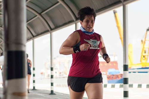 At 51 years old, this Filipino CrossFit champion continues to compete globally