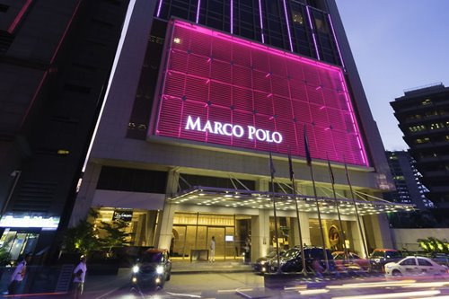 Marco Polo Ortigas just won its fourth straight Forbes Travel Guide Five Star award