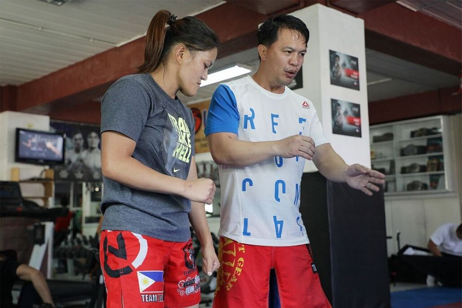 As the sporting world stops for COVID-19, Filipino MMA fighters work hard behind closed doors 5