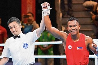 The Philippines gets another fighting chance at Olympic gold in boxer Eumir Marcial