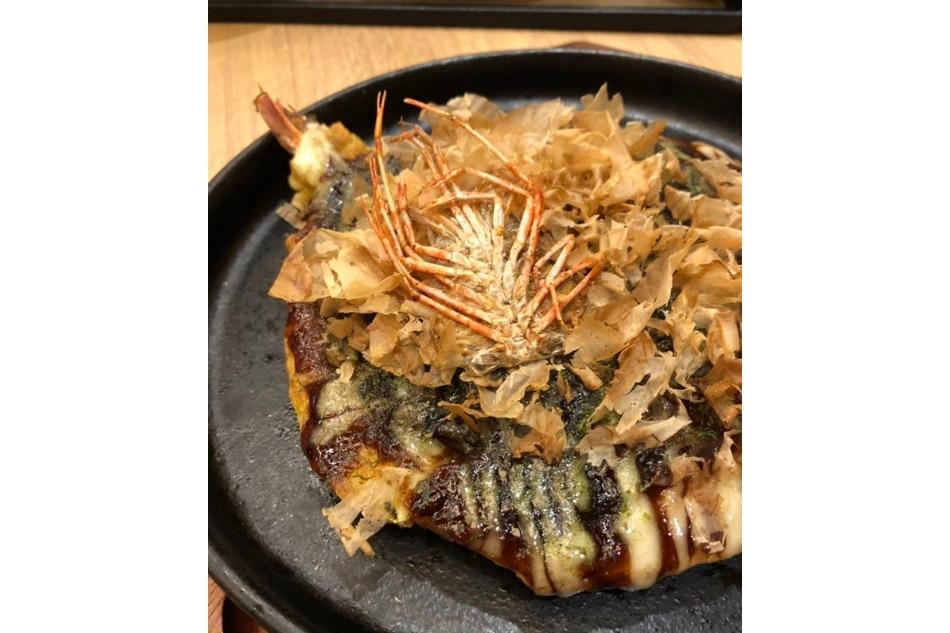 Osaka with every bite at Chibo Okonomiyaki 3