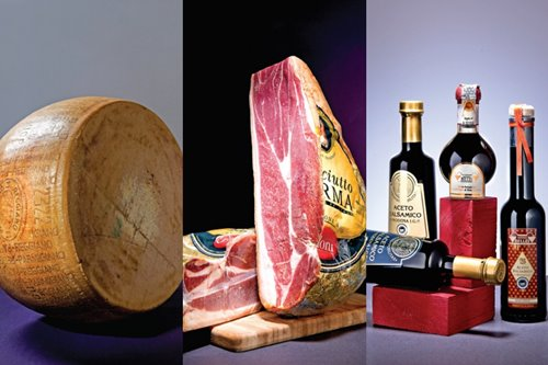 Aged to perfection: Northern Italy's most luxurious ingredients