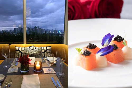 8 sought-after seats (in BGC and Makati) for your Valentine's dinner
