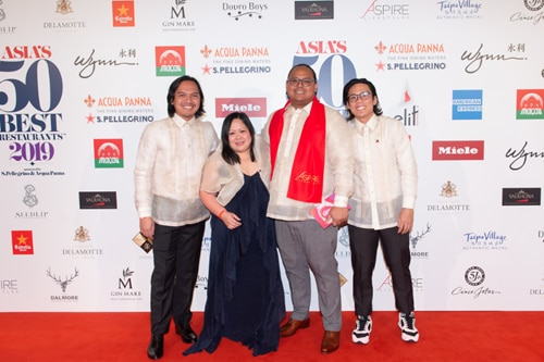 Toyo Eatery is only Pinoy resto that made it to Asia's 50 Best Restaurants 2019