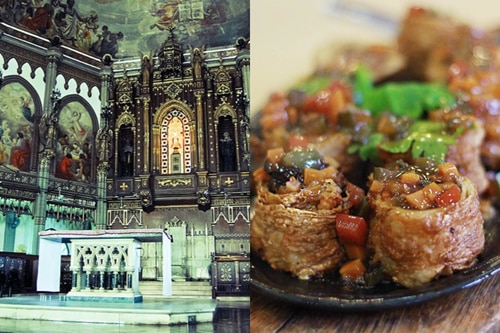 Drive, eat, pray: where to dine in the city during Holy Week