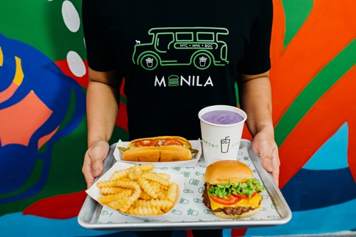 Manila's The ShackBurger might be the cheapest Shake Shack burger yet