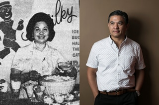 """My mom set the example,"" says Chef J Gamboa on the late, great Julie Gamboa of Milky Way"
