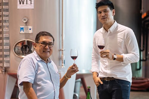This Filipino family's wine biz is on a mission to make PH a wine-drinking country