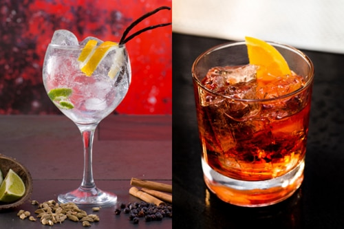 June is cocktail month with back-to-back World Gin Day and Negroni Week celebrations