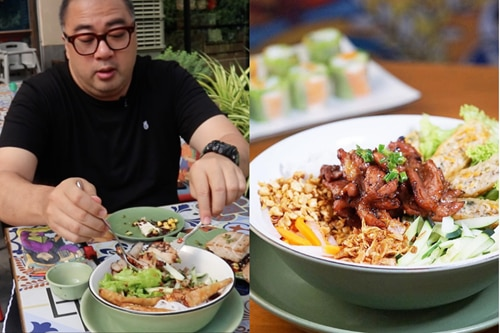 VIDEO: JJ Yulo goes on a healthy food crawl around Manila