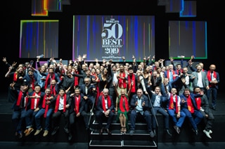 France's Mirazur wins top prize at World's 50 Best, amidst heated debates on new awards category