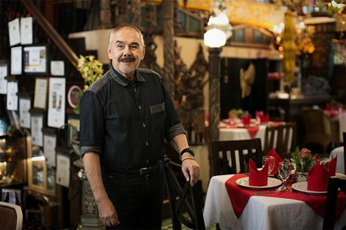 Meet the Don of Kapitolyo restos, the man behind Pinoy fave Cafe Juanita