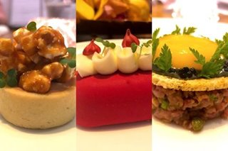 What to Order Where: Foie gras, beef tartare, and an ice cream treat at Old Manila