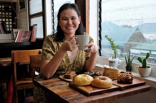 This Maginhawa bakery has ingenious delights you won't find elsewhere