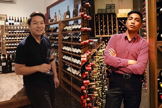 The PH's two top wine pros are vying for the Southeast Asian sommelier crown