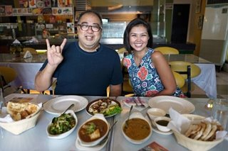 VIDEO: JJ Yulo gets spicy on this Indian and Pakistani food adventure in Manila