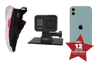 The latest GoPro, Curry's latest kicks, and more gift ideas | The ANCX 12 Days of Christmas