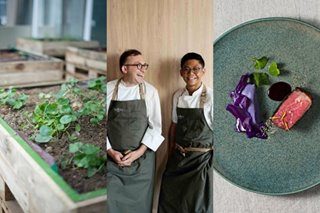 If you want to know the future of food, this restaurant's tasting menu offers a few clues