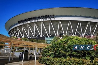 Philippine Arena and other big venues open their doors for COVID-19 patients