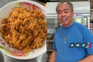 The Stay-at-Home Chef: Joel Binamira hankers for Korean flavors in his Kimchi and Luncheon Meat Fried Rice
