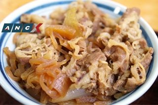 My long distance relationship with the best gyudon on Earth
