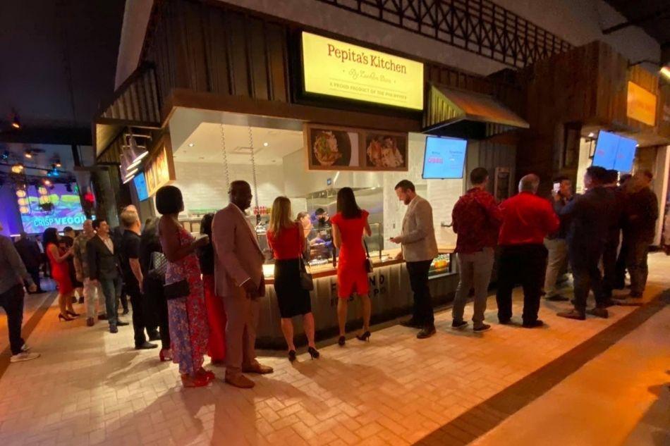 """The Filipino lechonera has arrived"": Long lines mark launch of Pepita's Lechon in Las Vegas 5"