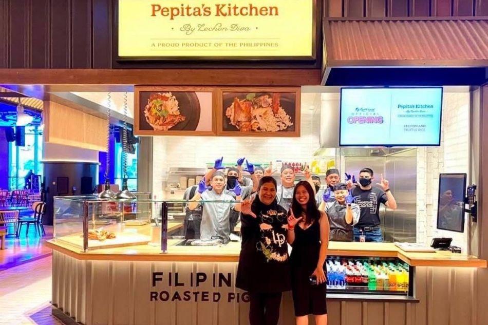 """The Filipino lechonera has arrived"": Long lines mark launch of Pepita's Lechon in Las Vegas 4"