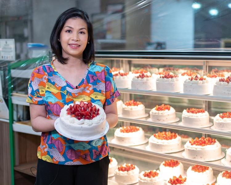 Vizco's founder Jackie Dizon