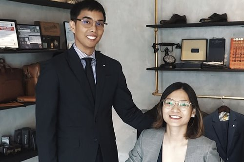 This tailoring service in BGC is making its mark