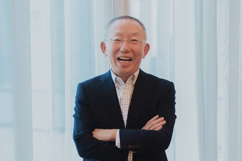 Uniqlo's Tadashi Yanai on success, his aversion to ties, and a lady named Teresita