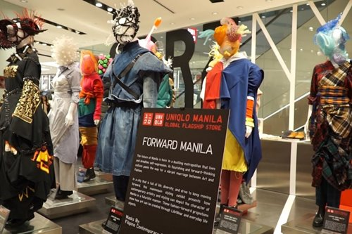 VIDEO: Uniqlo founder graces opening of global flagship store in Manila
