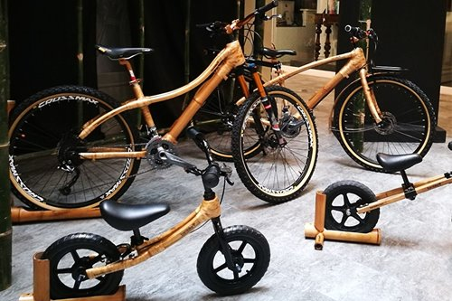 Come for the couch, leave with a wooden bike: a guy's guide to Manila FAME