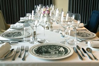 Mr. Manners: How to set up a table for a formal dinner at home