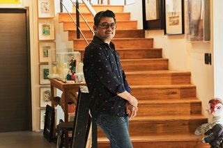 VIDEO: A guided tour of Julius Babao's home filled with Filipino and foreign art