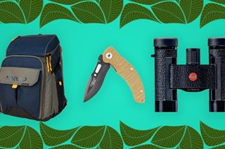 Holiday Gift Guide: Gear for the guy with a passion for the outdoors