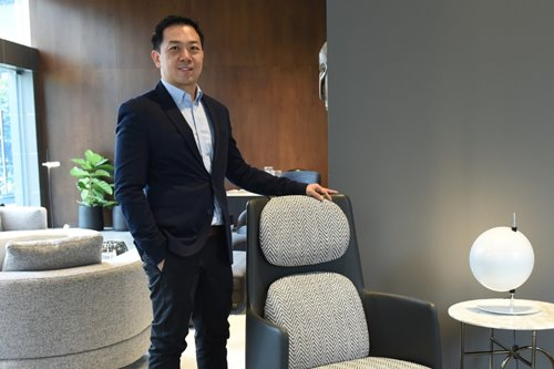 Meet Ferdie Ong, Manila's purveyor of sleek Italian home style
