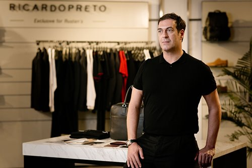 Ricardo Preto wants you to dress comfortably in 2019