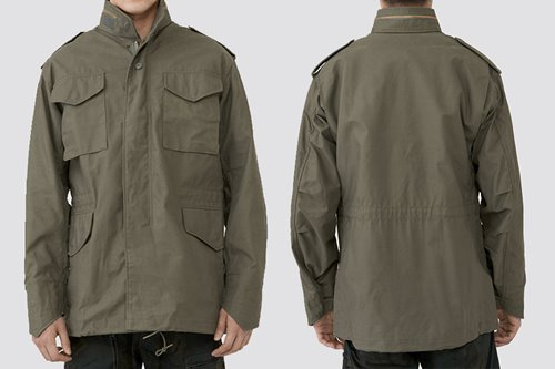 Current obsession: the M 65 field jacket