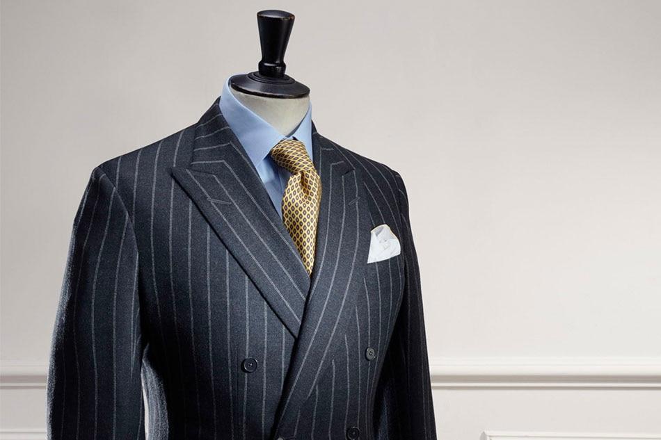 This Savile Row Stalwart Makes Some Of Prince Charles Double